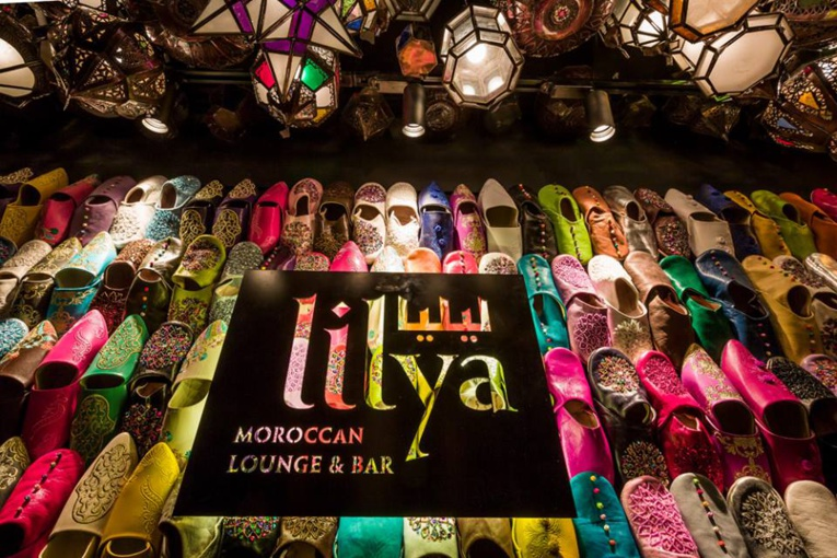 LILYA, one way to Marrakech!