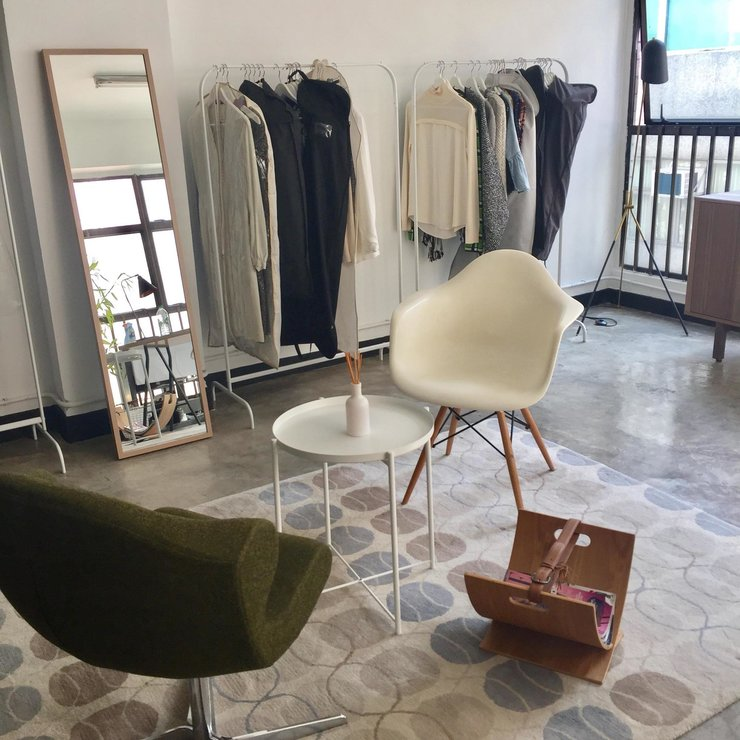 Label Chic opens first permanent showroom