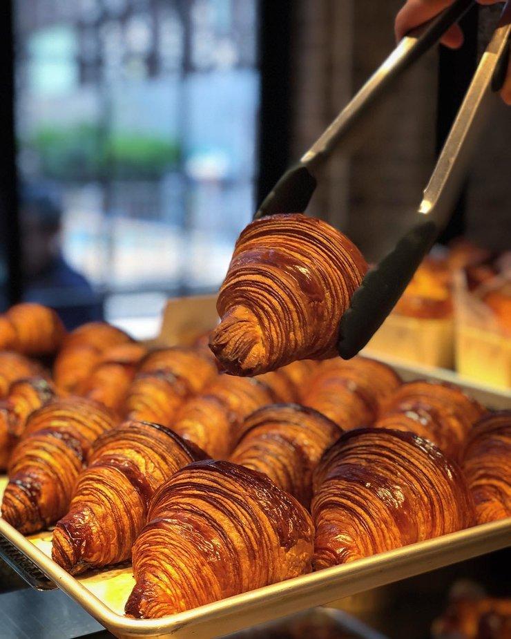 Croissants @Bakehouse