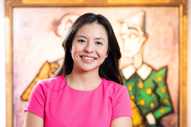 Women of Hong Kong – Sharlane, Gallery Director (Opera Gallery)