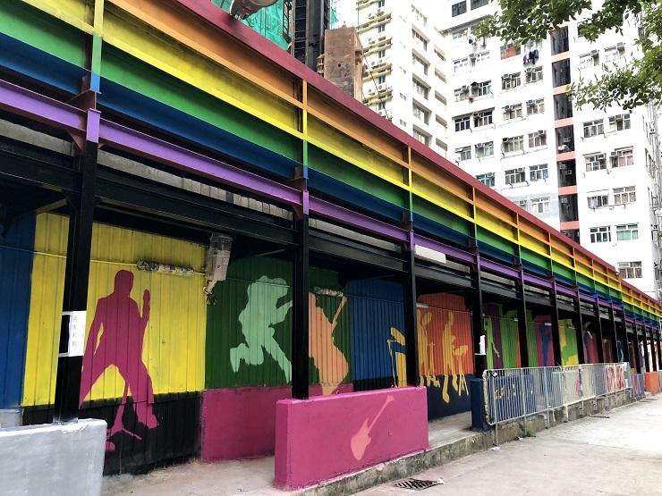 ARTLANE – an arty urban project