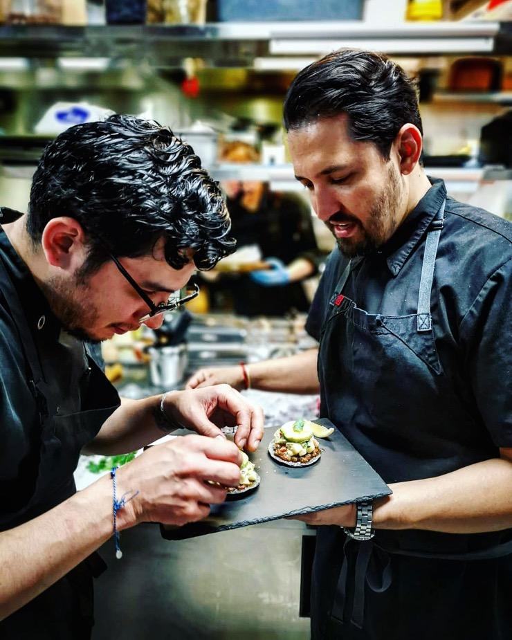 """Entrepreneurs of Hong Kong – Esdras Ochoa & Daniel Eun, """"The Taco King"""" and his partner at 11 Westside"""
