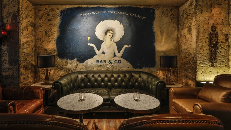 The ThirtySix Bar & Co – an ode to the Highball