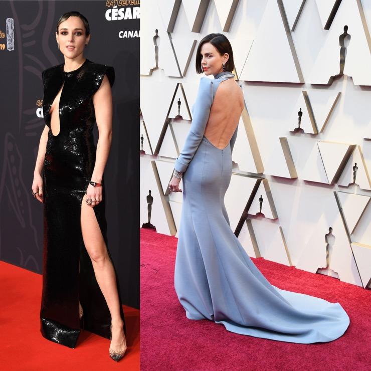 César VS Oscars 2019: who's winning the fashion award this year?