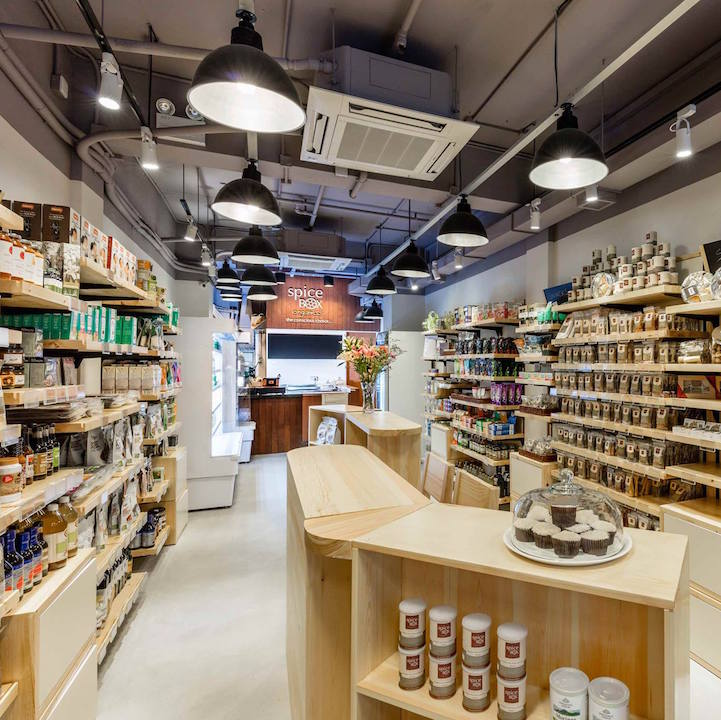 (c): SpiceBox Organics