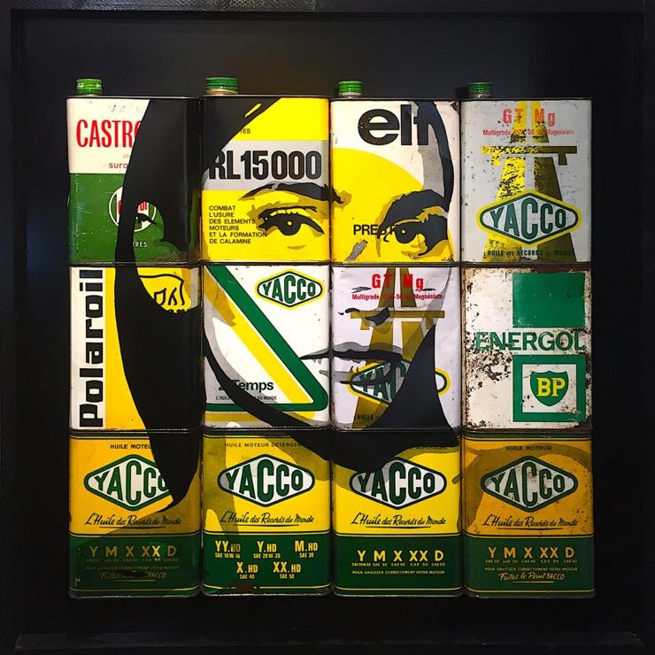 Galerie Artima -  Brand Babies castrol 12 B -