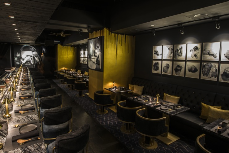 Silencio, a contemporary Izakaya by Le Comptoir