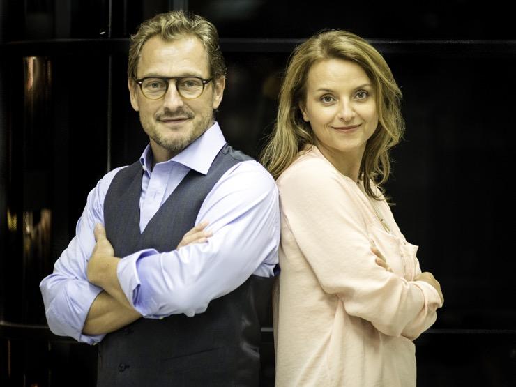 Entrepreneurs of Hong Kong – Emmanuel and Severine, founders of emmanuel f.