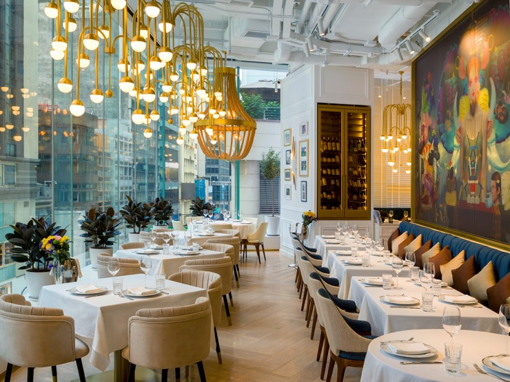 Top 5 insta-worthy restaurant interiors