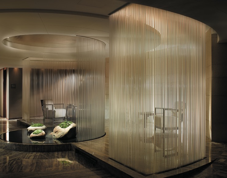 Winter is coming, cocoon at The Peninsula Spa