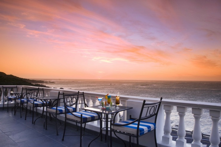 The 12 Apostles Hotel & Spa, a touch of British chic in dramatically beautiful Cape Town
