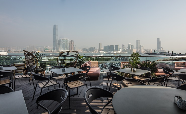 Our Top 5 al fresco dining spots in Central