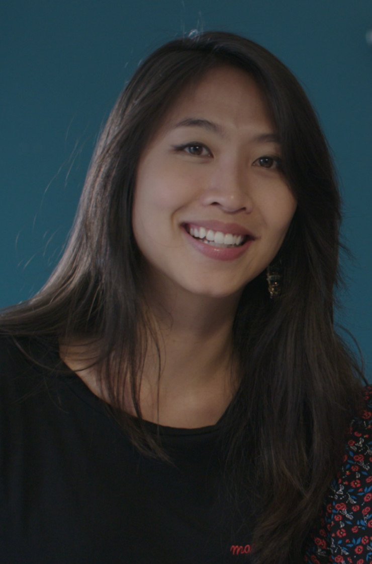 Entrepreneurs of Hong Kong – Joséphine, founder of Milki Train