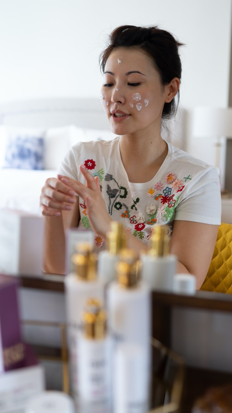 Entrepreneurs of Hong Kong – Michelle, founder of RARE SkinFuel