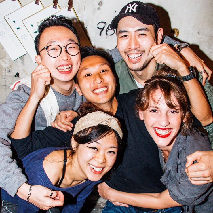 Women of Hong Kong – Camille, restaurateur and co-founder of Brut! And Pondi