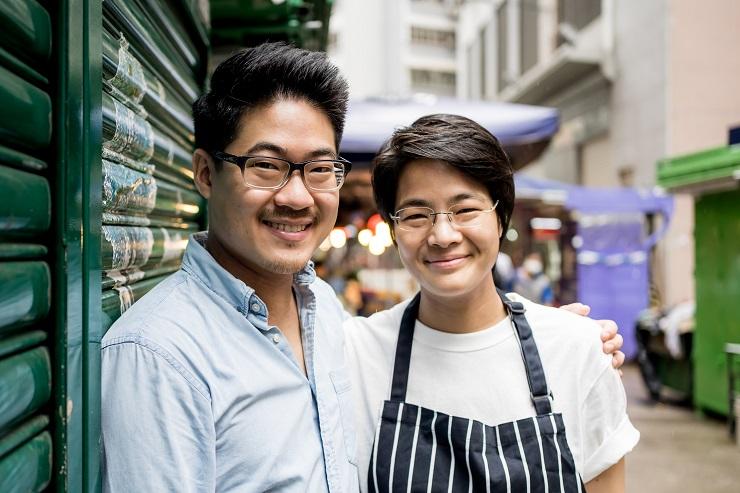 Women of Hong Kong – Chef Tiffany Lo of jean may