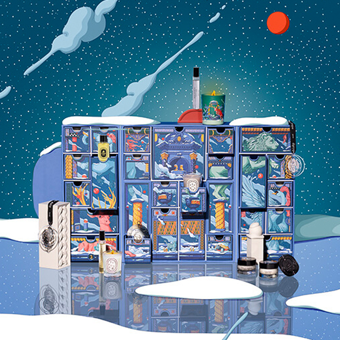"""5 Advent Calendars to infuse your festive season with a touch of French """"je ne sais quoi"""""""
