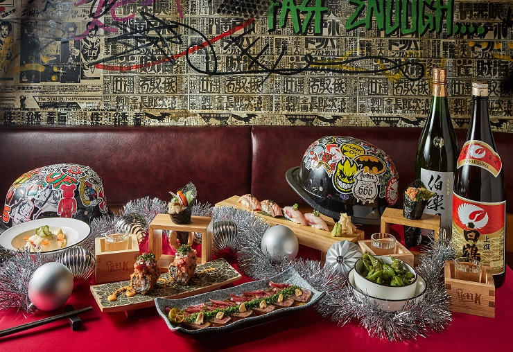 5 restaurants for a festive season infused with Japanese flavours