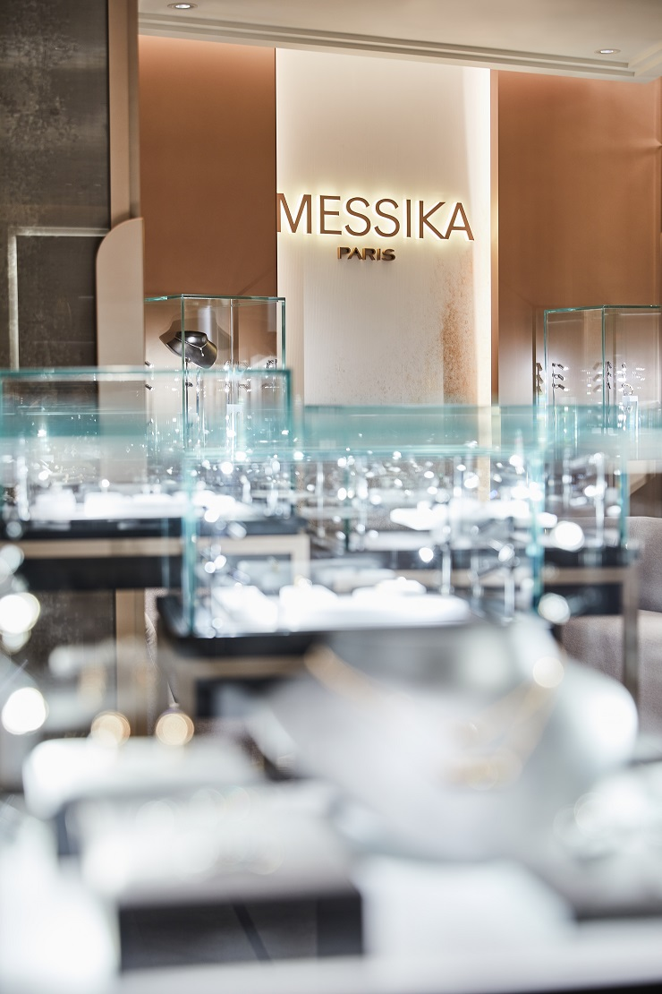 Parisian high jewellery brand MESSIKA launches in Hong Kong