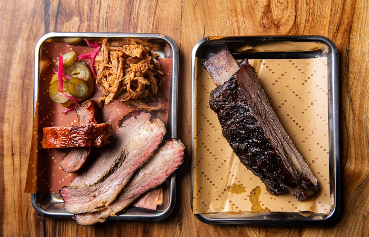 Smoke & Barrel warms up your winter with smoked meats and comforting sides