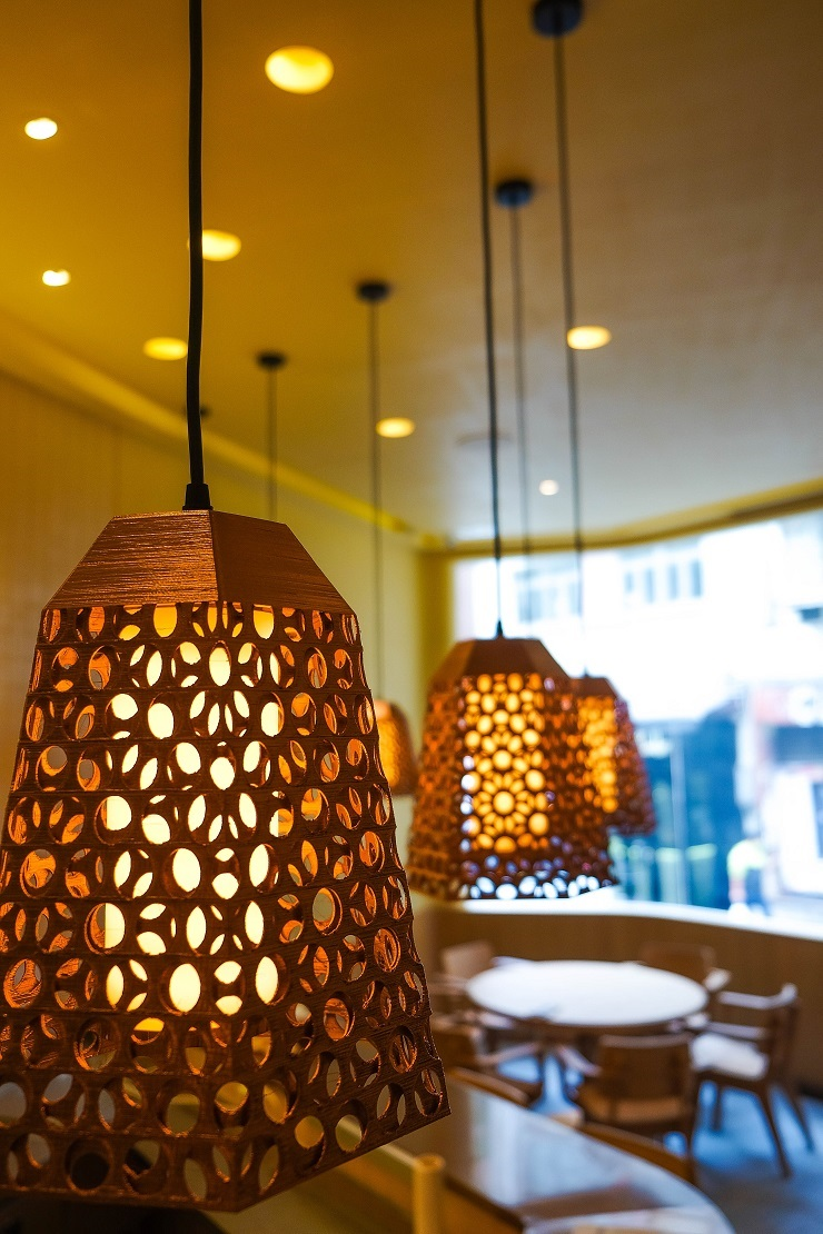 Acme: traditional Middle Eastern fare with contemporary plating
