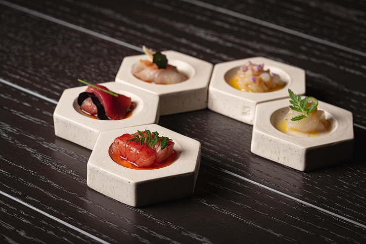Ando, a gastronomic journey from Argentina to Japan infused with childhood memories