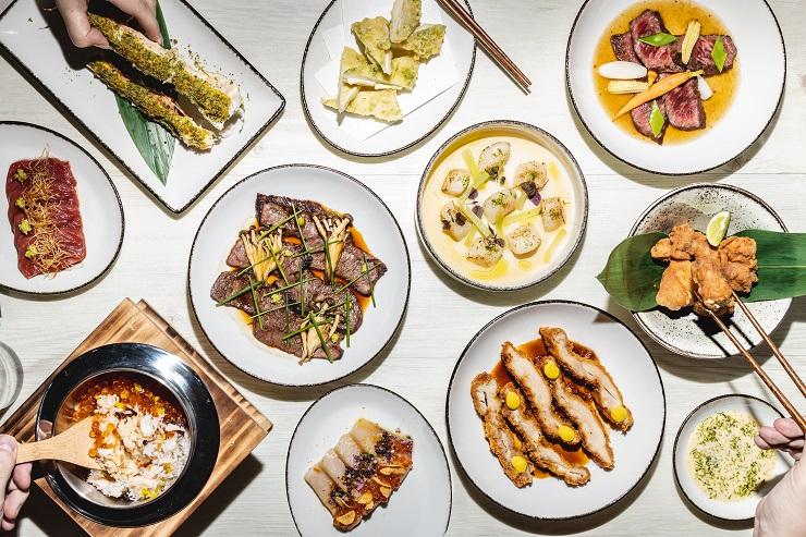 Roji: a modern izakaya serving vibrant food with cool tunes