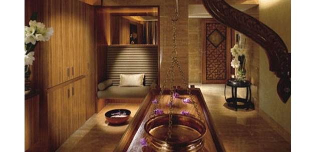 Relaxation session for two at the Mandarin Oriental