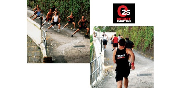 Boot camp with Circuit 25