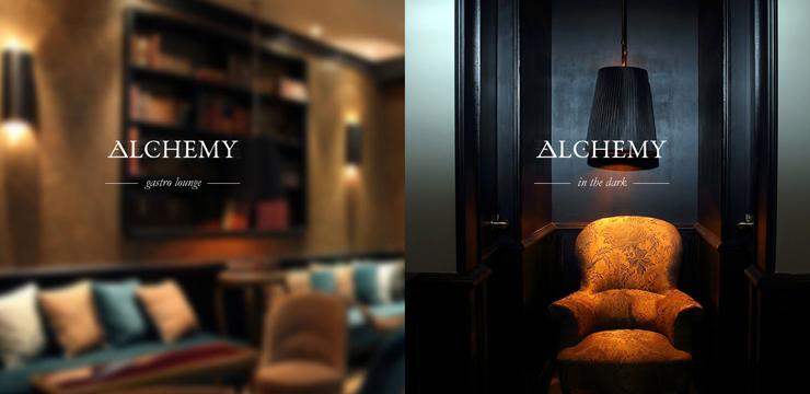 Alchemy - Dinner in the dark