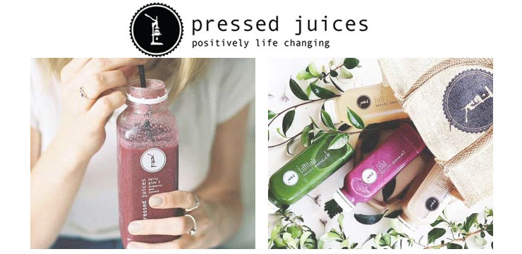 I want a Pressed Juice!