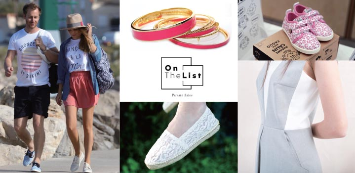 Partner News: Don't miss the next OnTheList sales