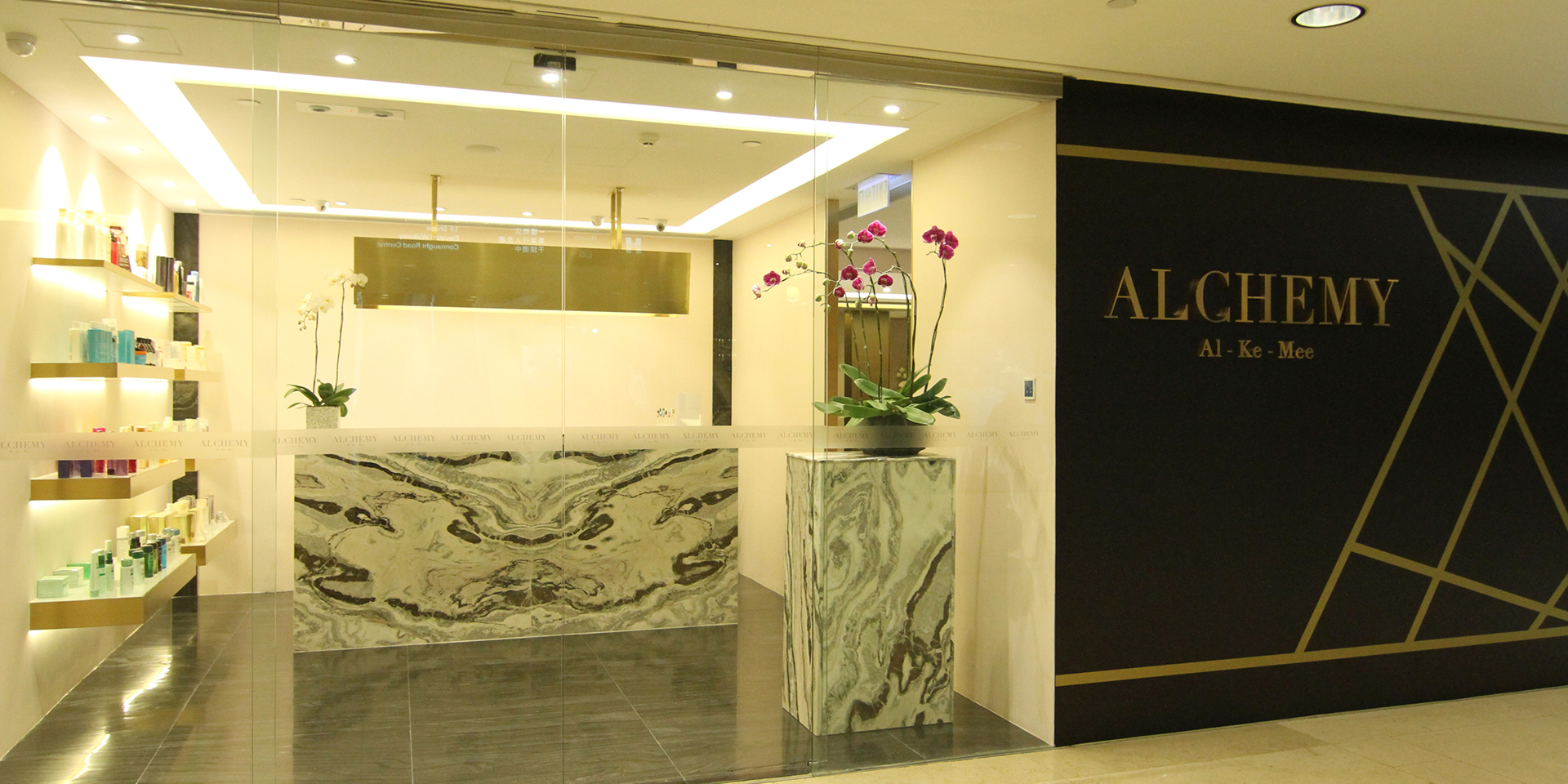 Getting pampered like a princess at alchemy hair salon for Best hair salon hong kong