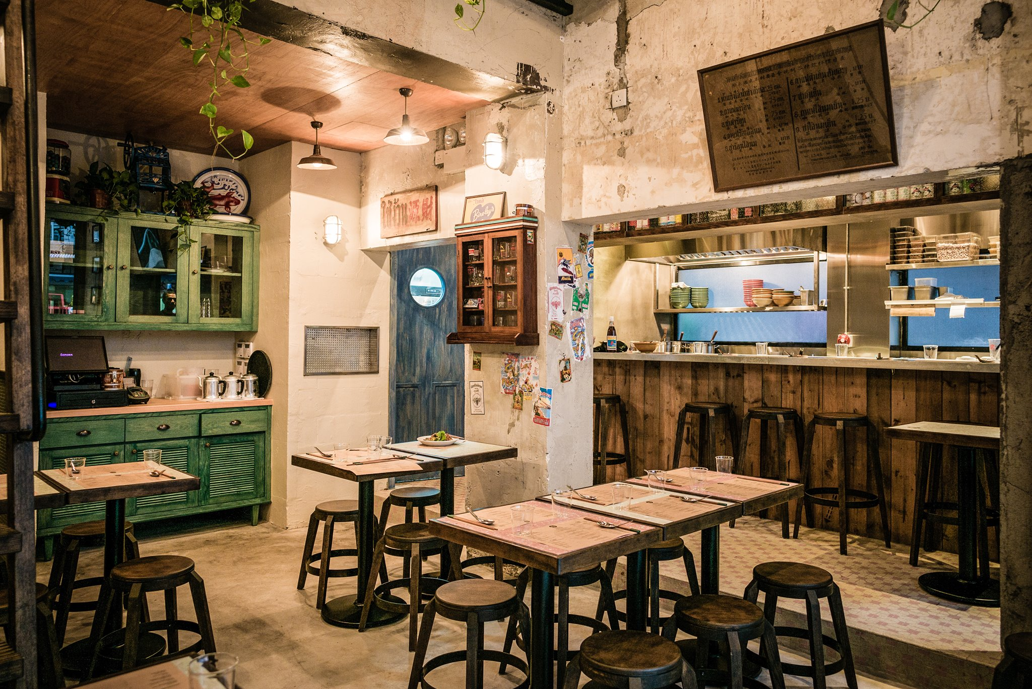Samsen the new cool thai concept in wan chai