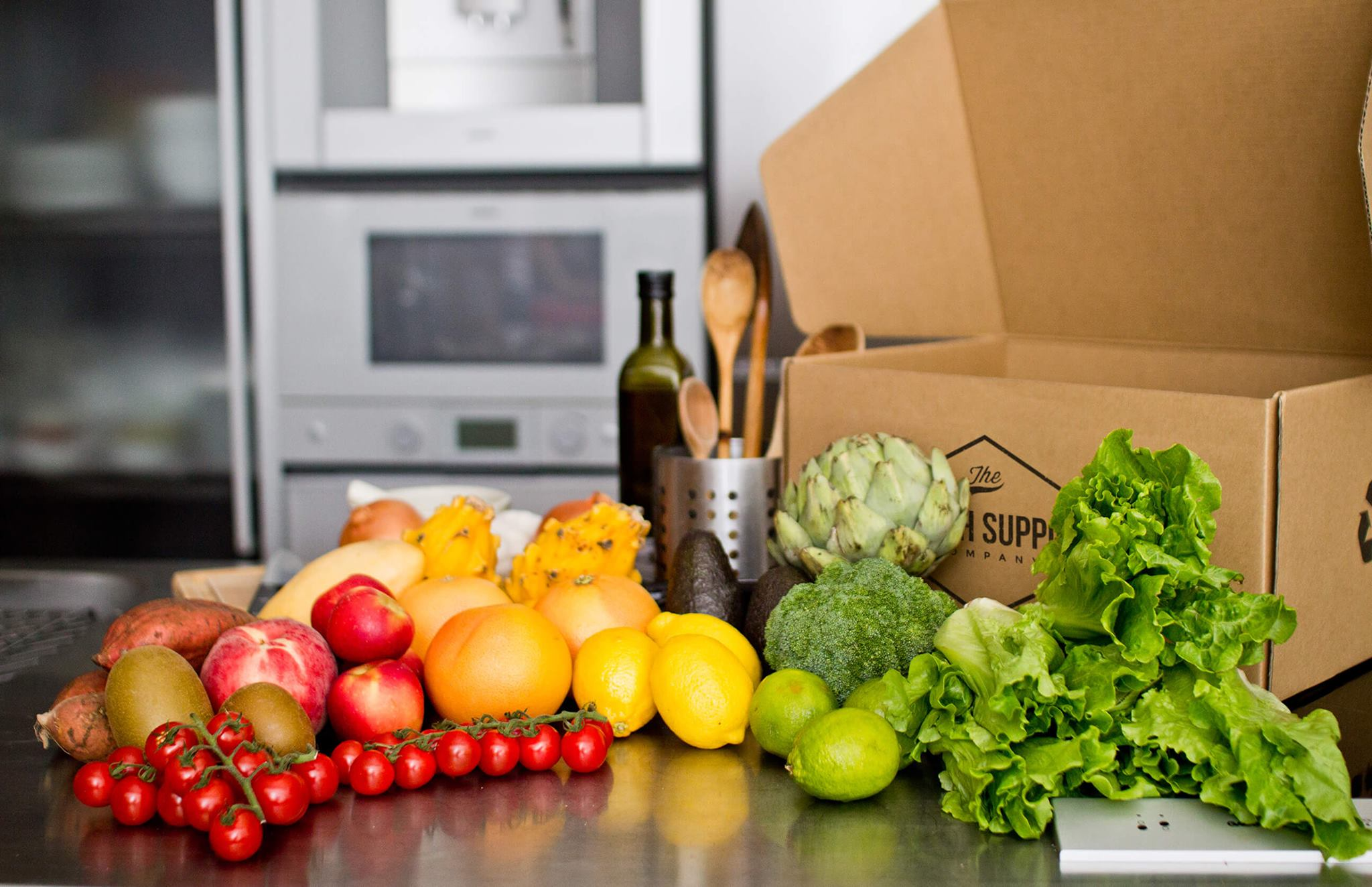 The Fresh Supply Company – fresh produce to your door!