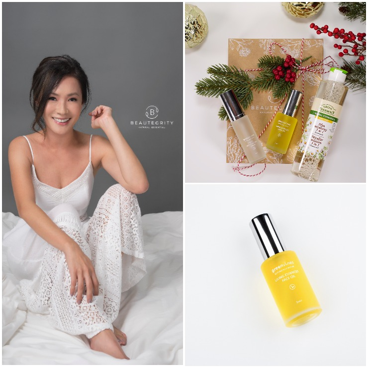 Meet that girl … Emily W Chang, founder of Beautegrity