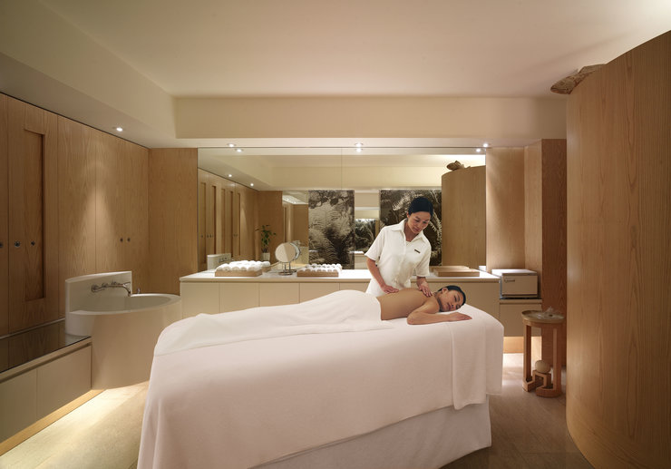 New Year Reviver at Plateau Spa – Grand Hyatt