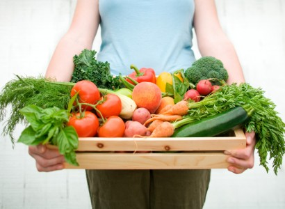 Top 5 of the month: organic fruits and veggies delivery
