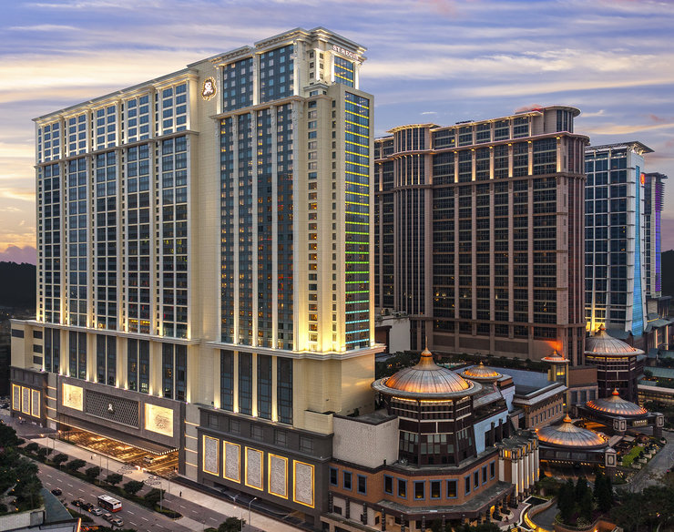 Staycation series #2 - The St. Regis Macao