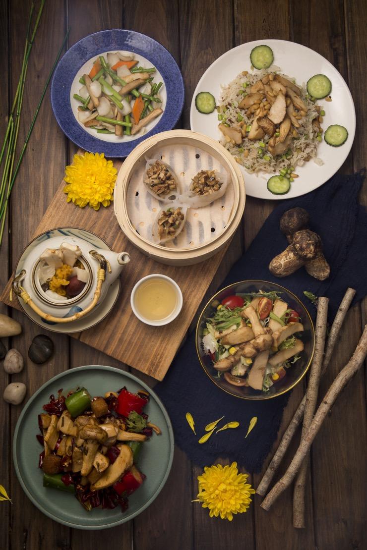 Pure Veggie House Vegetarian Dim Sum