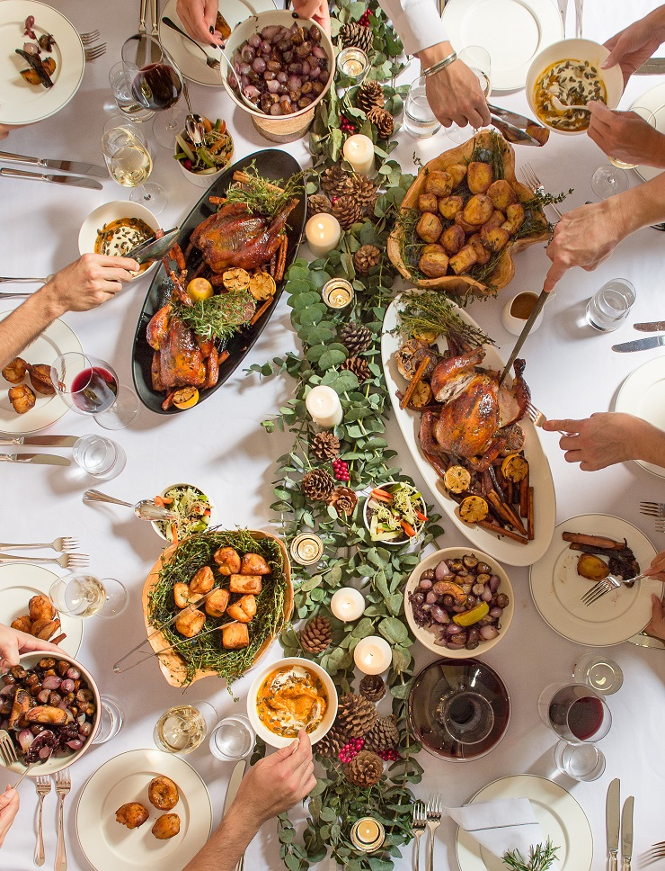 Christmas 2018 – Our 5 fav traditional Christmas menus in town