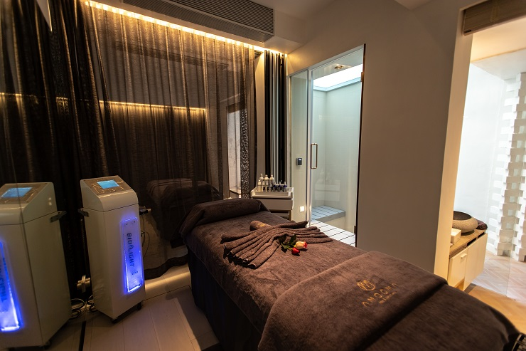 AMOOMA Spa & Sanctuary opens urban oasis in Wan Chai