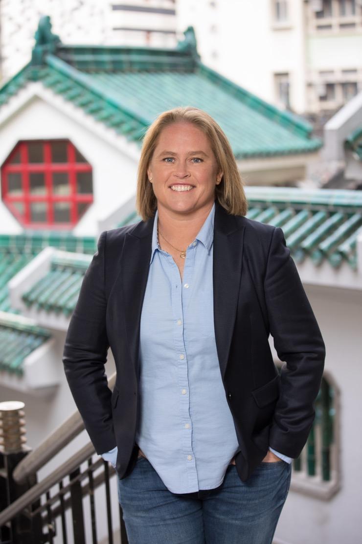 Women of Hong Kong – Emma, Founder of Farmer's Market