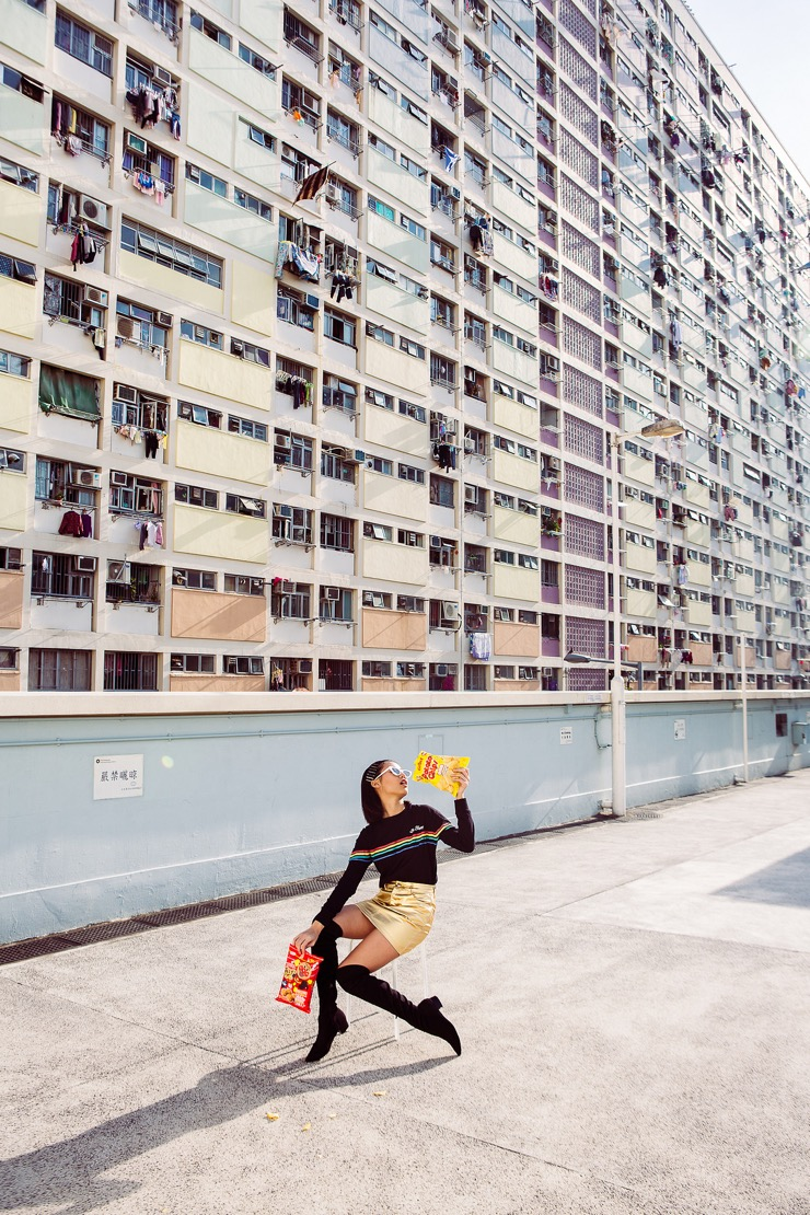 Women of Hong Kong – Douce, Photographer