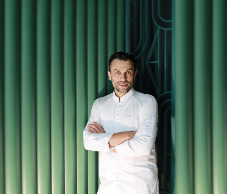 Louise, nostalgic French cuisine with a modern flair