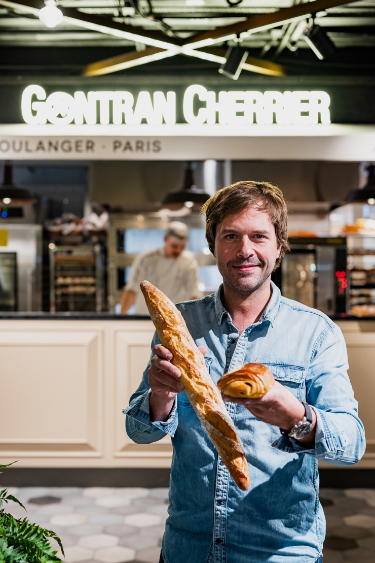 The best croissants in Hong Kong? French baker Gontran Cherrier now serves authentic French pastries in K11 Musea