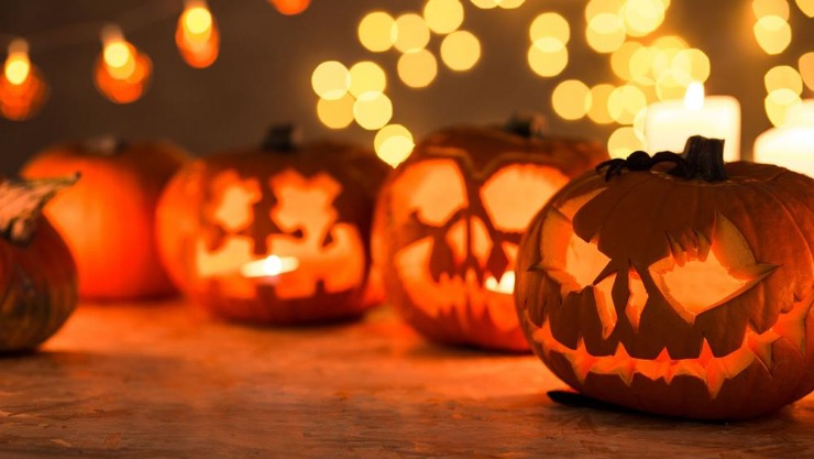 5 Halloween parties for your diary