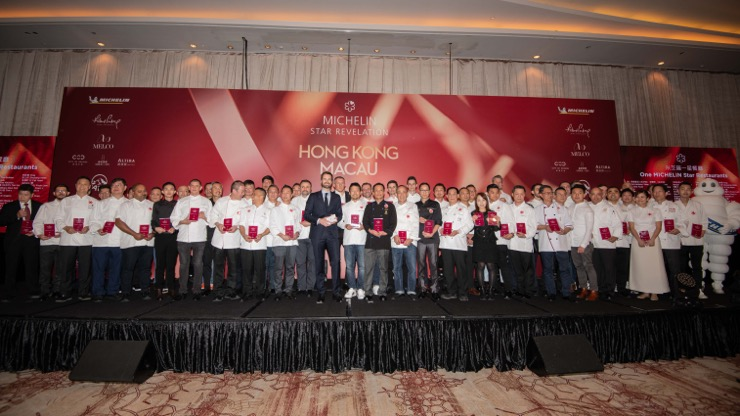 The Michelin Guide Hong Kong and Macau 2020 is out