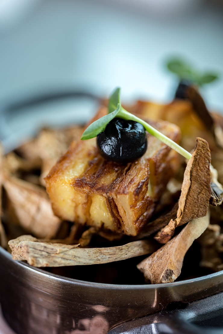 An up-close dinner with Sous Chef Karl Steele at Aulis