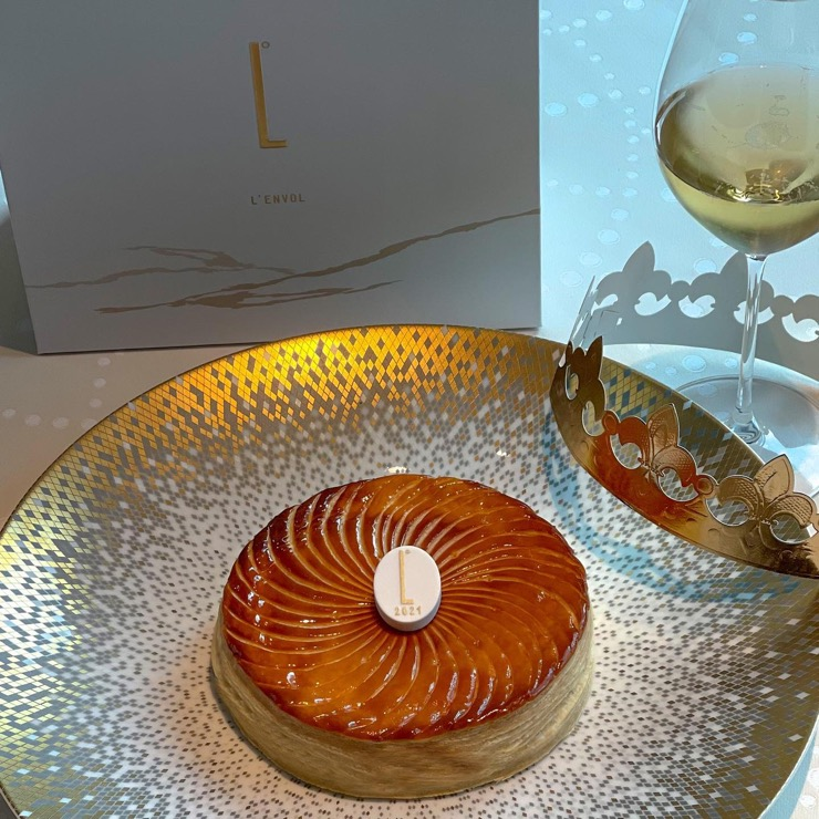 Where to find authentic French Galette des Rois (Kings' Cake) in Hong Kong?